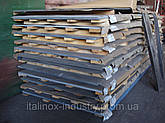 Нержавеющий лист AISI 201 08Х15Г9НД 1,5 х1250 х 2500 2В, фото 2