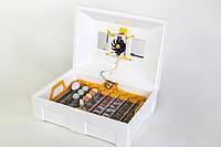 Инкубатор автоматический для выведения птицы Теплуша Люкс 72 ТА