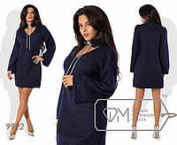 """Стильное платье мини """" Вязка """" Dress Code , фото 1"""