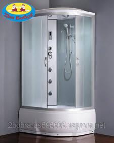 Душевая Кабина HL-8802 W-R | 120*80*214, фото 2