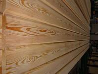 Имитация бруса лиственница сибирская сорт Экстра 20х142х3000 мм