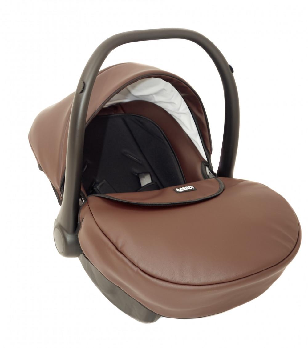 Детское автокресло Verdi Mirage 08 chocolate (0-13 кг)