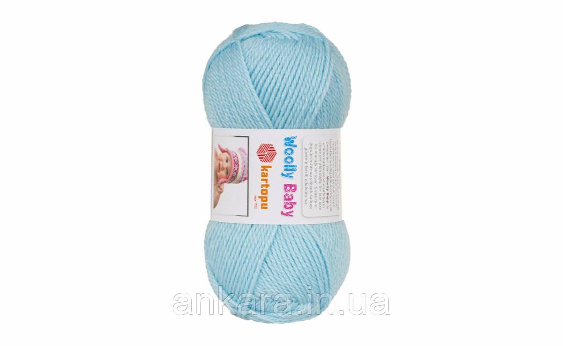 Пряжа Kartopu Woolly Baby K502