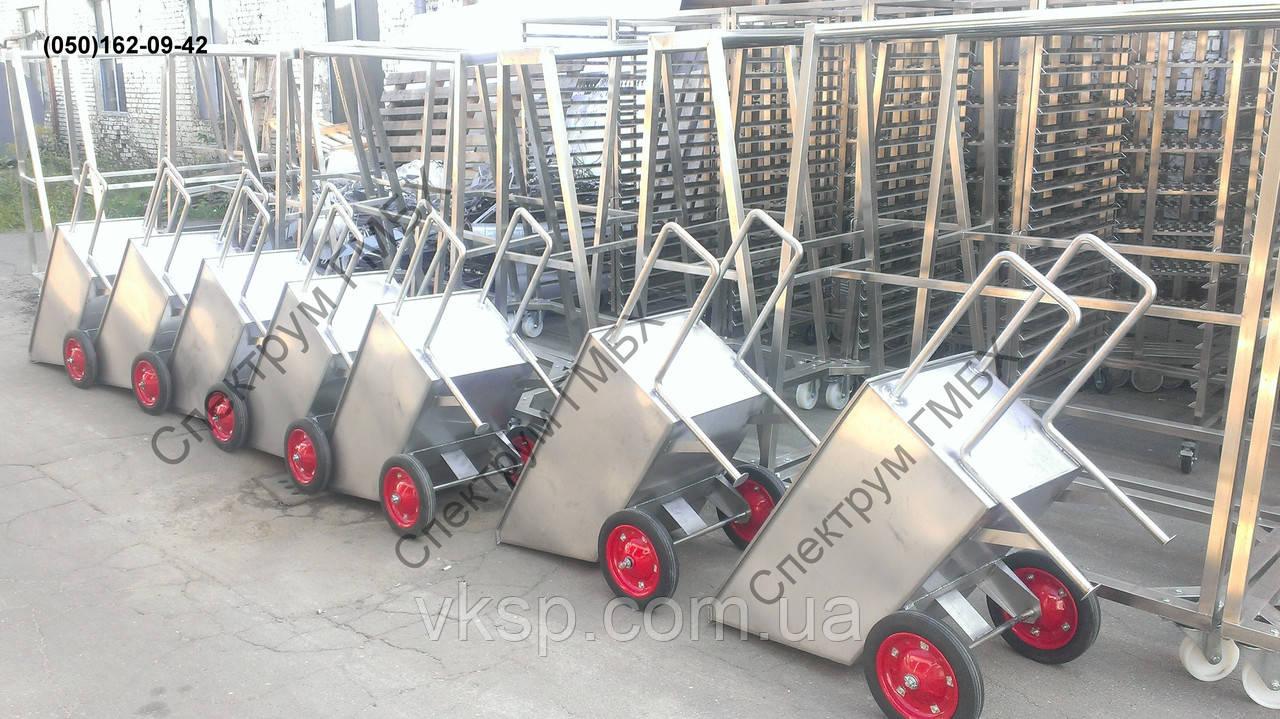 Рикша тележка для фарша