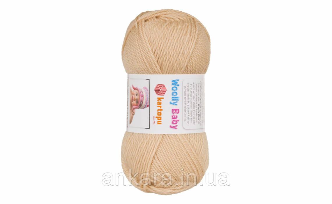 Пряжа Kartopu Woolly Baby K859