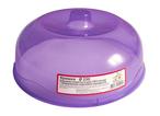 Крышка для СВЧ-25 пластиковая (цвет в ассортименте)