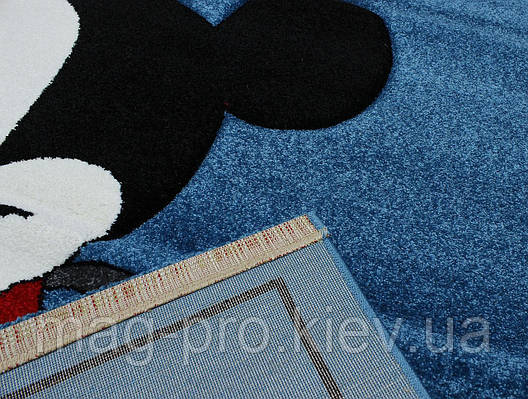 Детский ковер CALIFORNIA 0281 синий, фото 2