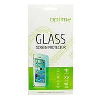 Захисне скло Samsung Galaxy A520 A5 (2017) Optima 3D прозоре (чорне) Optima