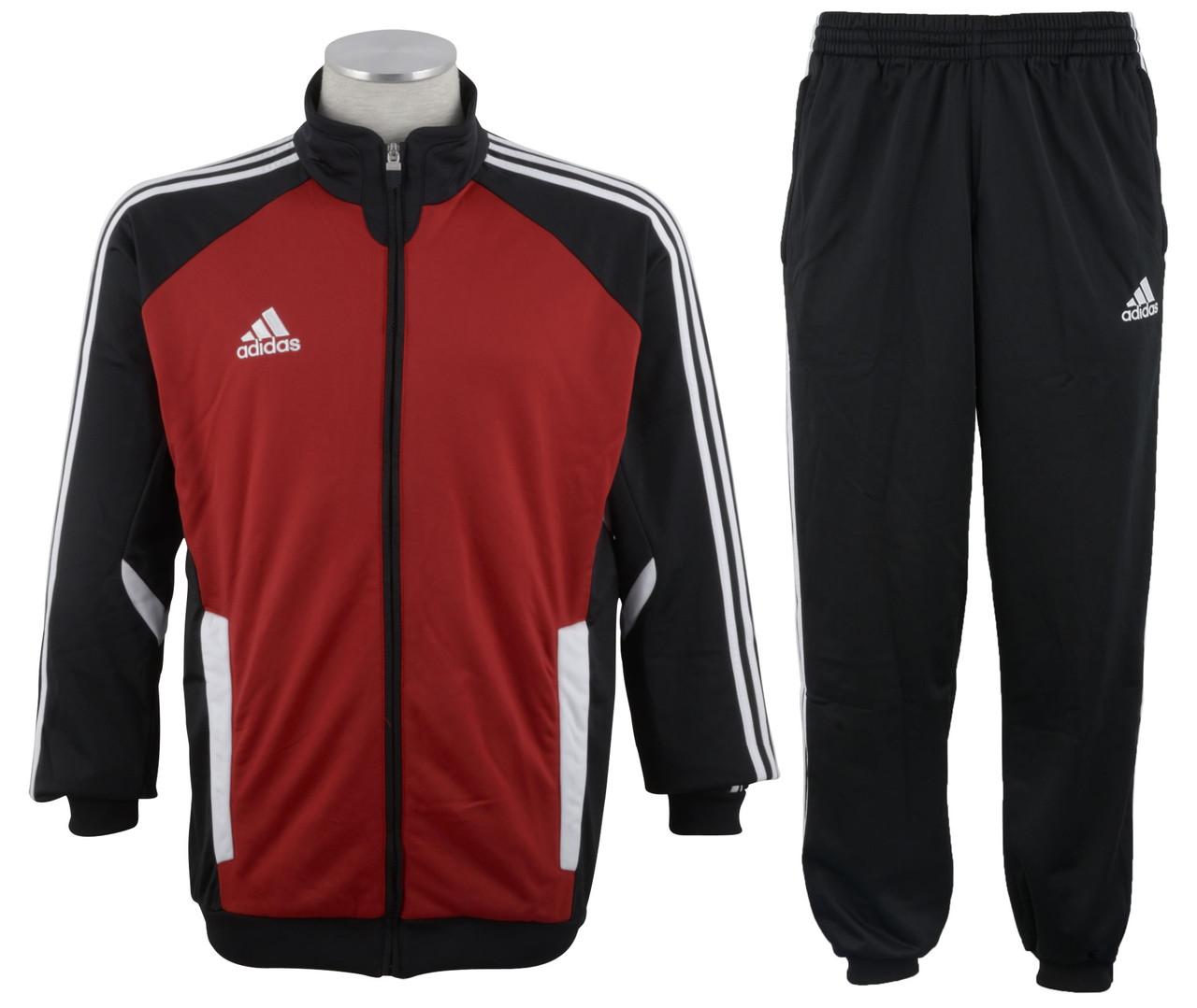 Костюм спортивный, мужской, тренировочный, футбольный adidas TIRO 11 PES SUIT O07741 адидас