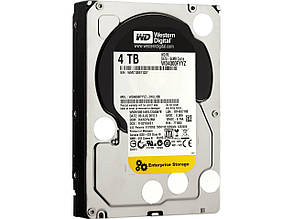 "Жесткий диск Western Digital RE 4TB 7200rpm 64MB WD4000FYYZ 3.5 SATA III ""Over-Stock"" Б/У"