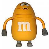 Пляшка-термос c трубочкою M&Ms 250 мл небитка, фото 2