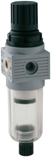 Регулятор давления с фильтром (фильтр-регулятор)