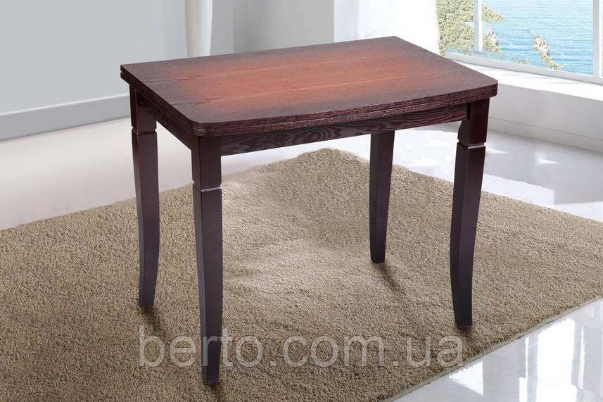 Стол обеденный раскладной Єрика (Шпон дуба)