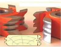Фрезы для изготовления простеночного бруса (палубной доски)