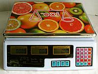 Весы электронные торговые OXI 40 кг, фото 1