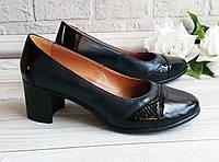 Комбинированные туфли от производителя