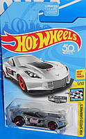 Базовая машинка Hot Wheels Zamac  Corvette C7.R