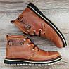 Мужские ботинки Clarks Urban Triple. Все натуральное. ТОЛЬКО ПОЛНЫЙ 40, фото 5