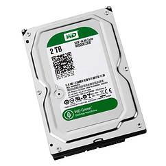 "Жесткий диск Western Digital Green 2TB 5400rpm 64МB WD20EZRX 3.5 SATA III ""Over-Stock"" Б/У"