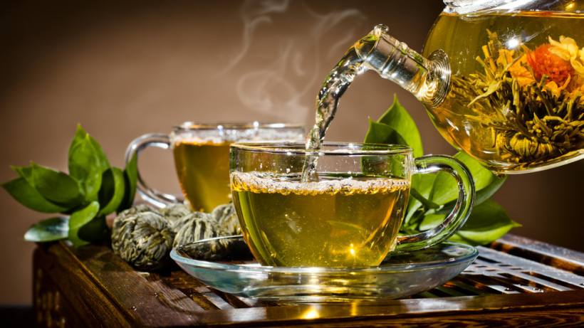 Ароматизатор Чай зеленый 10мл