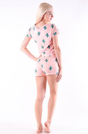 Молодежная пижама кактус, фото 2