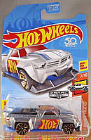 Базовая машинка Hot Wheels Zamac  Solid Muscle