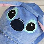 (S) Кигуруми стич голубой v101, фото 4