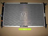 Радиатор охлаждения Нубира DAEWOO NUBIRA 97- (OE-96181369)AT (TEMPEST) TP.1510616591