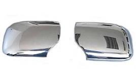 Накладки на зеркала (2 шт., пласт.) - BMW 3 серия E-36 1990-2000 гг.