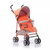 Детская коляска-трость Geoby D208 оранжевая
