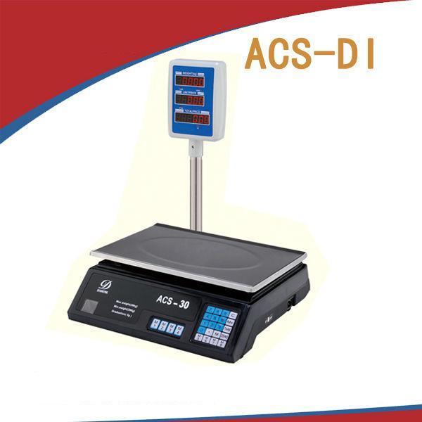 Торговые весы ACS 40 D1