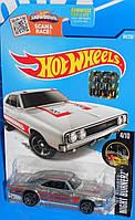 Базовая машинка Hot Wheels Zamac  '69 Dodge Charger 500