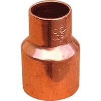5240 Муфта редукционная (медь) SANHA 22х18