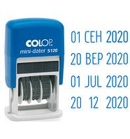 Датер Colop Mini-Dater S 120