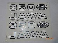 Наклейки Ява 350