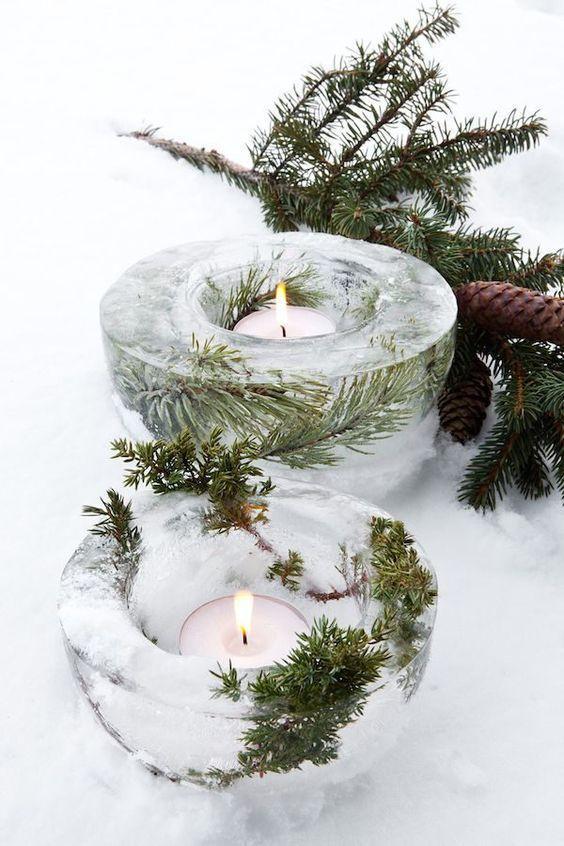 Новогодние украшения для дома. Новорічний декор