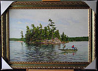 Картины маслом в реалистическом стиле, копии картин маслом, пейзажи маслом на заказ Киев