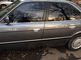 Накладки на ручки (4 шт) - BMW 5 серия E-34 1988-1995 гг.