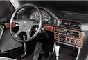 Накладки на панель - BMW 5 серия E-34 1988-1995 гг., фото 3
