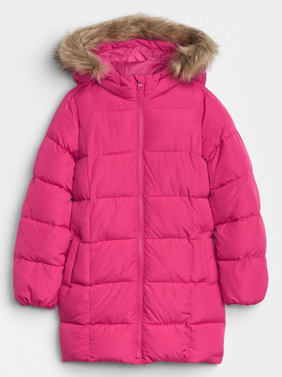 Зимняя куртка для девочек Gap размер 164 см куртки подростковые детские - ДорБастер - Интернет-магазин выгодных предложений в Днепре