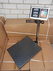Товарные весы ВПЕ-МВ-8_300 кг (400х500мм)