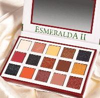 Тени для век Beauty Creations ESMERALDA PALETTE № 2