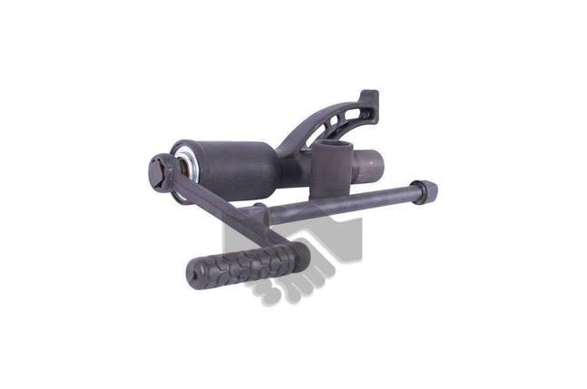 Ключ баллонный роторный Intertool - 310 мм x 1:56 x 5000 Н/м, фото 2