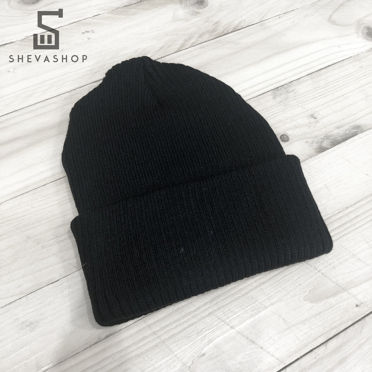 Шапка зимняя KildFol 18.1 унисекс чёрная