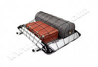 Багажник с поперечинами и сеткой (100см на 120см) - BMW X3 E-83 2003-2010 гг.