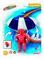 Парашютист Затяжной прыжок (красный), Simba