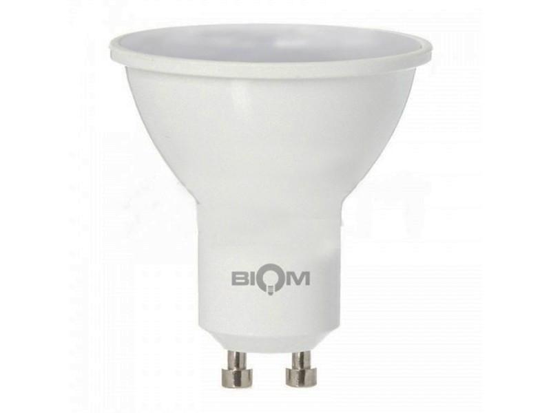 Лампа MR16 7W GU 10 4500K BIOM