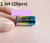 Батарейка для для ошейников животных  4LR44 6V (28A / 4A76 / 4SR44 / A544 / K28A / 8LR44)