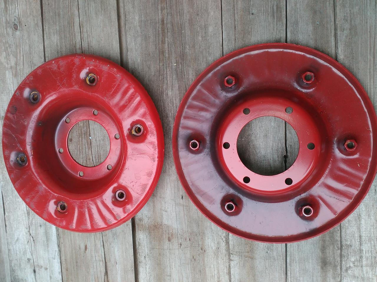 Тарелка опорная на косилку роторную z-173.Z-069