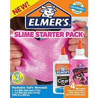 Набор для изготовления слаймов - розовый, 650мл, Elmer's